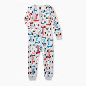 NWT TEA Collection Car Pajamas